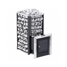 Банная печь Ермак 16 Сетка-Стандарт (Сталь)