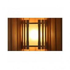 DoorWood Абажур угловой с одним стеклом (АУ1-1С)