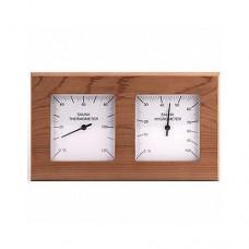 Термогигрометр квадратный SAWO 224-THD КЕДР
