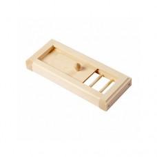 РВ-М Вентиляционная решетка малая с задвижкой