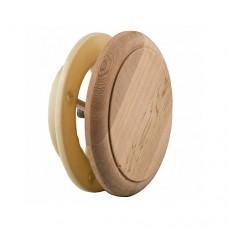 DoorWood Вент. тарельчатый клапан D=100 (Кедр)