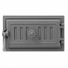 Везувий Дверка поддувальная 236 140x275 мм