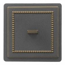 Везувий Дверка прочистная 237 (бронза) 130x130 мм
