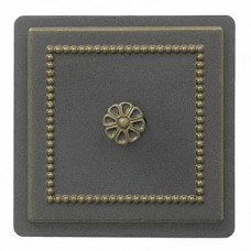Везувий Дверка прочистная 235 (бронза) 130x130 мм
