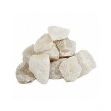 Камни для бани Белый кварц колотый