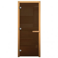 Везувий Дверь бронза (листва)